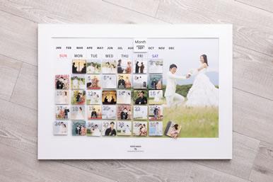 写真:ブランマルチカレンダー