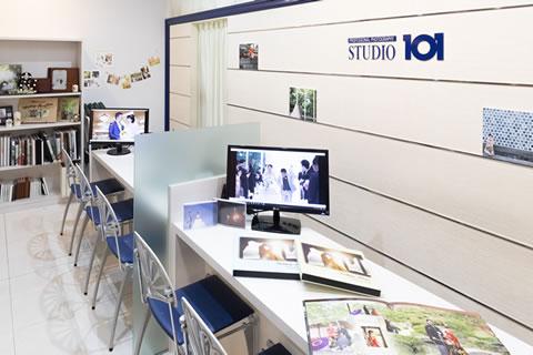 写真:STUDIO 101 リーガロイヤル店